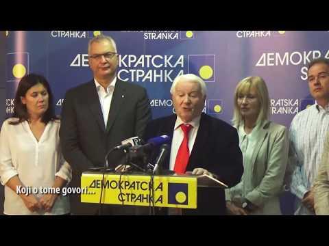 Драгољуб Мићуновић: За одбрану демократије
