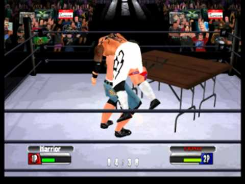 WWF No Mercy Extreme and Table Madness