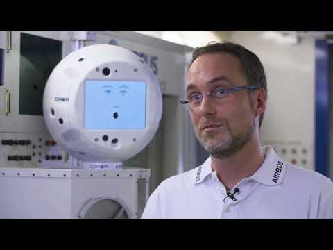 ISS-Assistenzsystem mit KI