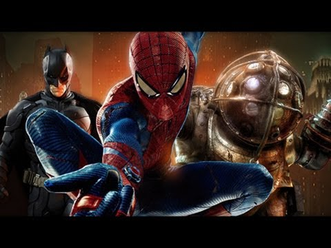 Spider Man - The Logan's Run remake is about to get a BioShock, Amazing Spider-Man 3 -- and 4 -- are happening, and the latest on how Batman fits into the Man of Steel un...