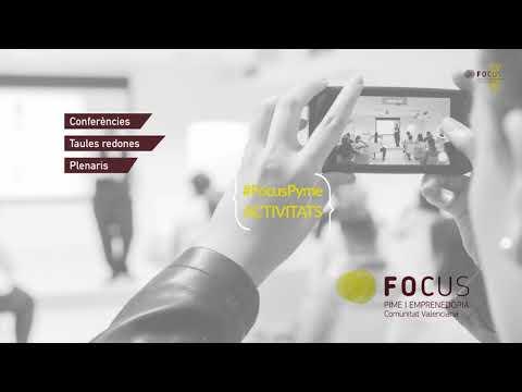 [;;;]Vídeo presentació Focus Pime CV 2017[;;;]