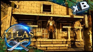 Crew Housing! :: [PE] Atlas Let's Play :: E08