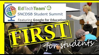 North American 1st In Schreiber For EdTechTeam Feat.Google For Education