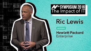 Nth Symposium 2016: HPE SVP/GM Ric Lewis video