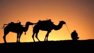 Oriental Music Instrumental - Silk Road