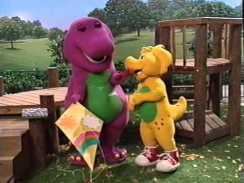 Barney's Musical Scrapbook (2000 Version) Part 2