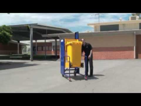 Bin Lifter | Ecolift 50 Video Image