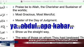Video Christian Prince ( Teks Indonesia ) Rahasia hanya al-LAH yang tahu : muhammad SAW sudah sunat belum MP3, 3GP, MP4, WEBM, AVI, FLV Agustus 2019
