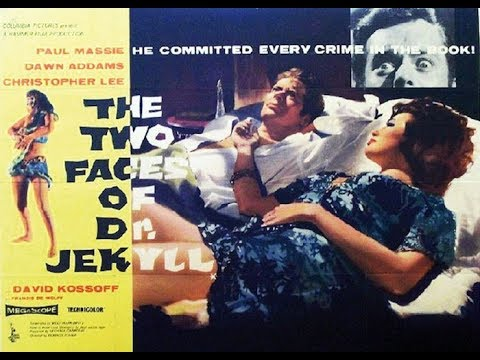 Hammer Horror Film Reviews - The Two Faces Of Dr. Jekyll (1960)