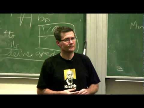 33b: Graph-Algorithmen und Skepsis - Richard Buckland, UNSW