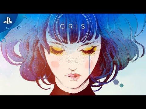 Trailer lancement PS4 de GRIS