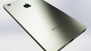 Official iPhone 7 Conceito 2015 - TUDO DE TUDO., iPhone, Apple, iphone 7