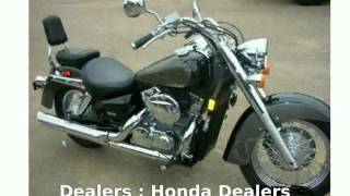 4. 2007 Honda Shadow Aero Details and Features