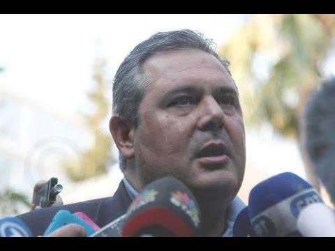 Θα στηρίξουμε την κυβέρνηση που έχει την εντολή του ελληνικού λαού