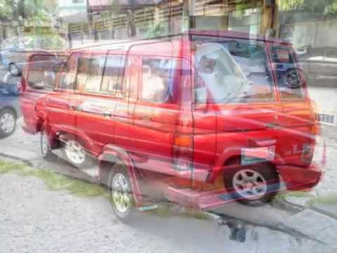 1998 TOYOTA TAMARAW FX---FOR SALE