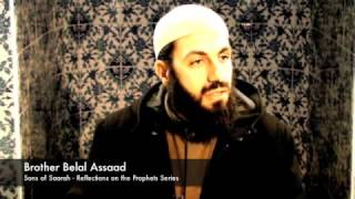 Reflections on the Prophets -  19 - Sons of Saarah - Belal Assad
