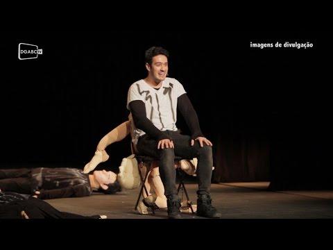 Marcos Veras fala sobre desafio de nova peça.