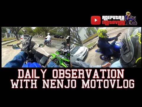 Motovlog#4 Daily Observation - Riding With Yamaha R15 Banda Aceh