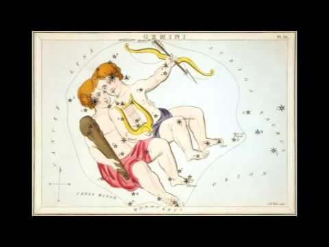 I laughed when my brother showed me a picture of the Gemini constellation today.  It depicts Castor holding a harp in one hand and a bow with arrows in the other, while Polydeuces wilds a large club.  I found it very fitting, as I not only play a harmonica, colloquially known as a harp, but also often find myself making use of a fine instrument while Dave wields a slightly more brutal one.  The precision of a bow and arrow in skilled hands accompanied by the brute force needed to sometimes get the job done, that's exactly why the two of us work so well together.