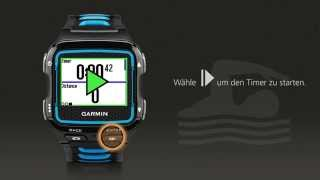 Garmin Forerunner 920XT: Das Triathlonprofil