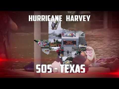 Hurricane Harvey SOS – TEXAS