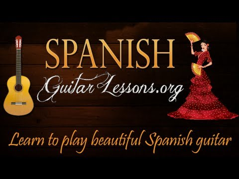 Spanish Guitar Lessons – The Easy Way To Learn Flamenco Style Guitar