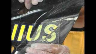 Reparación de Termoplásticos en Motocicletas