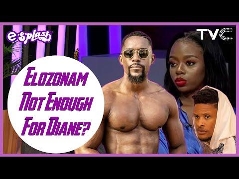 Diane Talks About Her Relationship With Mawuli Gavor 👉 See Elozonam's Reaction 😭 | BBNaija Reunion