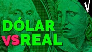 Dólar x Real    Economia
