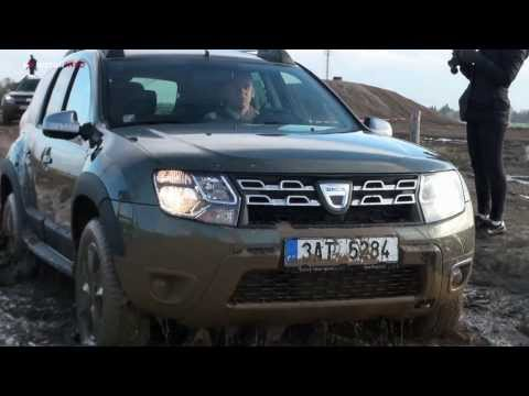 Dacia Duster new 2013