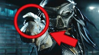 Video The Predator Trailer Breakdown - Easter Eggs, Theories and References You May Have Missed MP3, 3GP, MP4, WEBM, AVI, FLV Desember 2018
