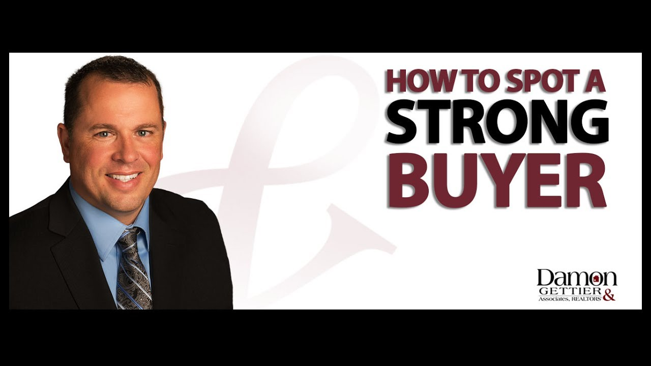 When to Take a Buyer Seriously in This Market