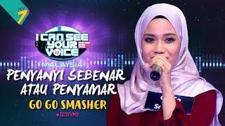 Video Penyanyi Sebenar Atau Penyamar - Go Go Smasher | #ICSYVMY MP3, 3GP, MP4, WEBM, AVI, FLV September 2018