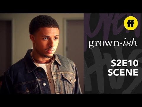 grown-ish Season 2, Episode 10 | Doug & Jazz Break Up | Freeform