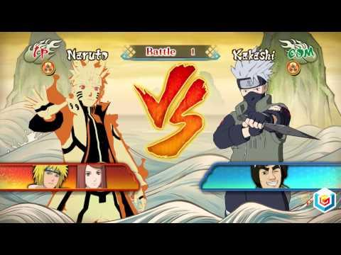 Naruto Shippuden : Ultimate Ninja Storm Revolution Playstation 3