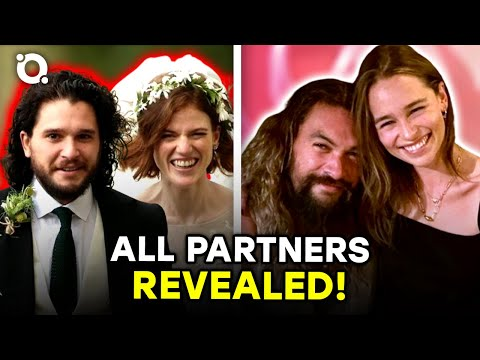 Game of Thrones: The Real-Life Couples Revealed | ⭐OSSA