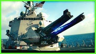 Video U.S. NAVY Electromagnetc RAILGUN Mach 7 Fire Tests   2008-2017 MP3, 3GP, MP4, WEBM, AVI, FLV Juni 2019