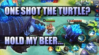 Video ONE SHOT THE TURTLE 🐢 ULTIMATE TURTLE ABUSE VIDEO? MP3, 3GP, MP4, WEBM, AVI, FLV November 2018