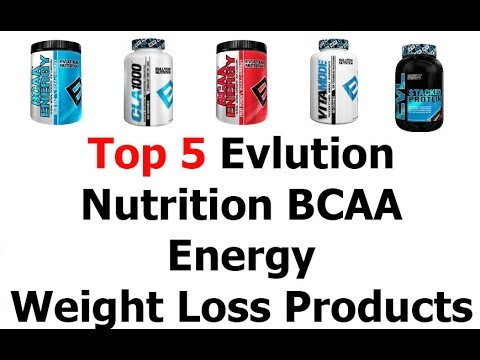 Top 5 Evlution Nutrition BCAA Energy Review Or Weight Loss Products That Work Fast 2016 Video 6