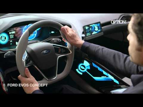 Ford  Ford Evos Concept [HD] (Option Auto News)