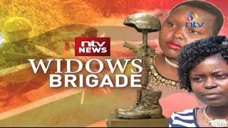 Video Tales from wives of fallen KDF soldiers - #WidowsBrigade MP3, 3GP, MP4, WEBM, AVI, FLV Oktober 2018