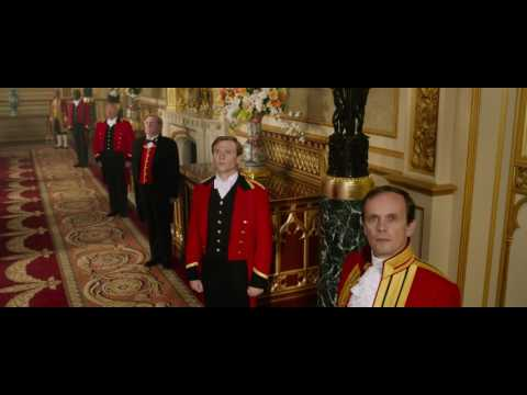 THE BFG - The BFG Visits Buckingham Palace (clip)