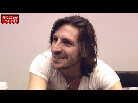 eoin - Eoin Macken, aka Sir Gwaine from Merlin, chats about his crowdfunded film Cold with Tom Hopper premiering at the Galway Film Festival, pranking on the set of...