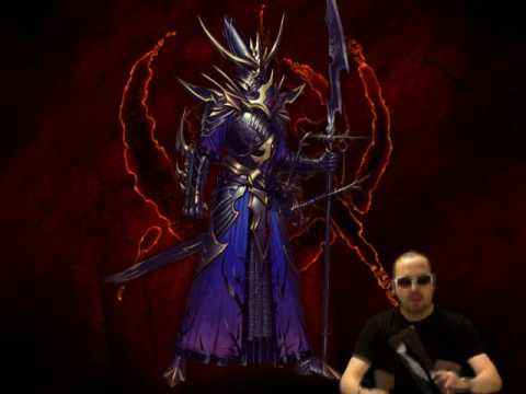 Warhammer Online — Black Guard Career Video