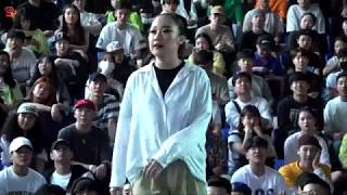 Eun-G vs Hoan – FEEL THE FUNK 2019 Popping Best 8