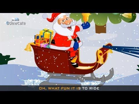 Jingle Bells – Christmas songs for kids