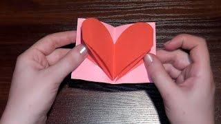 Як зробити гарну листівку на День ВалентинаУ цьому відео ми навчимося робити чудову листівку-зізнання на День Святого Валентина, або на День народження чи 8 березня. За допомогою такої листівки Ви зможете привітати свою рідну кохану та близьку людину: маму, тата, бабцю, діда, подругу, друга, однокласника, однокласницю тощо. Просто повторюйте за нами!Опис відео:00:05 Нам знадобиться звичайний аркуш паперу для принтера червоного кольору.00:38 Вирізаємо смужку 1/4-та.1:15 Згинаємо смужку1:51 Наводимо контуром половинку серця2:34 Вирізаємо3:10 Стираємо олівець3:25 Трохи згинаємо по краях (робимо місце, щоб клеїти)4:00 Зробіть таку ж смужку паперу іншого кольору (1/4-та)4:09 Згинаємо і розрізаємо навпіл4:30 Будемо приклеювати серце6:31 Тут можна написати будь-який текстВсе! Паперова листівка-привітання своїми руками готова! Її також можна дарувати на День Народження, заручини або весілля!Підписуйтесь на наш канал «Розумна дитина»(YouTube канал Розумна Дитина):https://www.youtube.com/channel/UCpKlZnl88hGmT363eG4mtEgДивіться, як зробити класну паперову іграшку у вигляді гармошки (Орігамі райдужна пружинка, орігамі «Райдуга») тут: http://youtu.be/itETbru8OYMЯк зробити голуба з паперу дивіться тут: http://youtu.be/pxeab6l5YcMЯк зробити гарний конверт відео урок тут: http://youtu.be/6lKJFnx50BsОрігамі паперова жаба (жабка), що стрибає http://youtu.be/ts5fxLkWhpMЯк зробити паперового зайця (кроля, кролика) орігамі: http://youtu.be/GE1XaSauY4k
