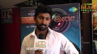 Mahendran at Viraivil Isai Movie Audio Launch