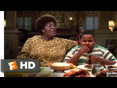 Nutty - The Nutty Professor Movie Clip - watch all clips http://j.mp/ysckDH click to subscribe http://j.mp/sNDUs5 The Klump family eats a hearty dinner as they discu...