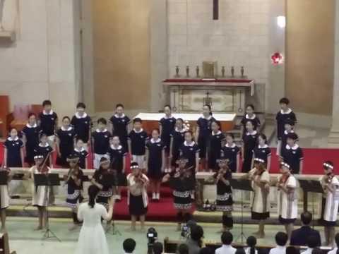 20160815_쌍타 마리아(Sancta Maria)_PBC소년소녀합창단 & 대만ALTUS연주단
